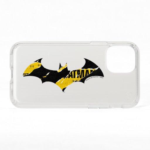 Caution Tape Batman Logo Speck iPhone 11 Pro Case