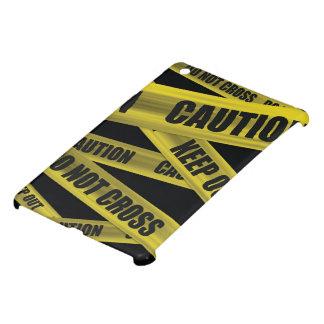 Caution Tape - iPad Case
