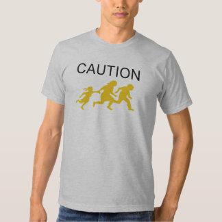 Caution Tee Shirt