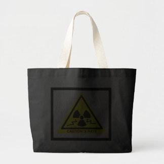 Caution Xrays Bag