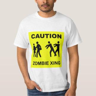 CAUTION: Zombie XING Shirt