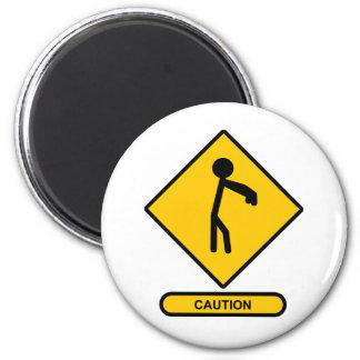 Caution: Zombies Magnet