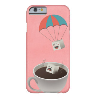 Cautious Sugar Cube Barely There iPhone 6 Case