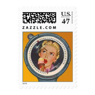 CAUTIVO RETRO del sello del VIGILANTE del PESO de