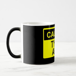 Cautoin: Typos Ahed Magic Mug