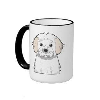 Cavachon Cartoon Coffee Mugs