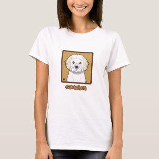 Cavachon Cartoon T-Shirt