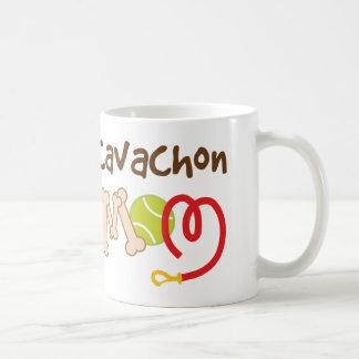 Cavachon Dog Breed Mom Gift Coffee Mugs
