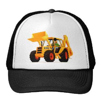 Cavador amarillo gorra