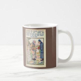 Cavador grave taza clásica
