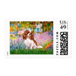 Cavalier 2 (Bl) - Garden (M) Postage