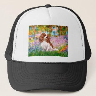 Cavalier 2 (Bl) - Garden (M) Trucker Hat