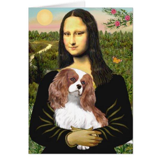 Cavalier 2 (Bl) - Mona Lisa Card