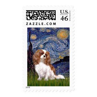 Cavalier 2 (Bl) - Starry Night Stamps