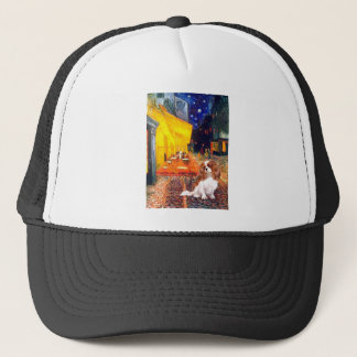 Cavalier 2 (Bl) - Terrace Cafe Trucker Hat