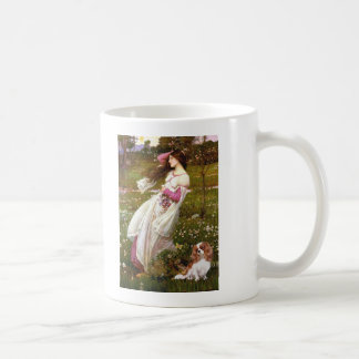 Cavalier 2 (Bl) - Windflowers Coffee Mugs