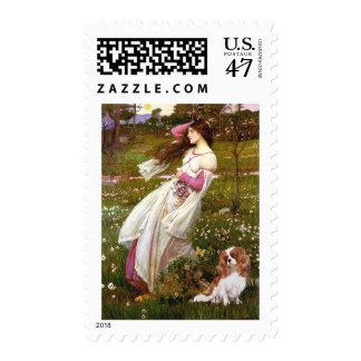Cavalier 2 (Bl) - Windflowers Postage