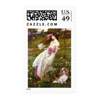 Cavalier 2 (Bl) - Windflowers Stamps