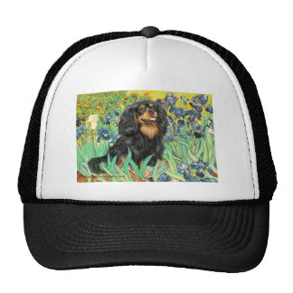 Cavalier (BT) - Irises Trucker Hat