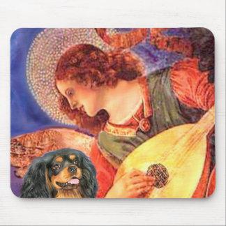 Cavalier (BT) - Mandolin Angel Mouse Pad