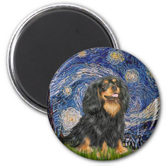 Cavalier (BT) - Starry Night Magnet