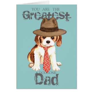 Cavalier Dad Card