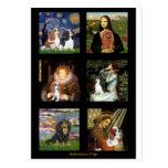 Cavalier Famous Art Masterpiece Composite (V) Post Cards