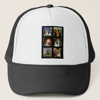 Cavalier Famous Art Masterpiece Composite (V) Trucker Hat
