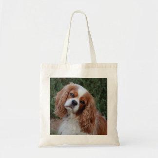 Cavalier Fond Memories Tote Bag