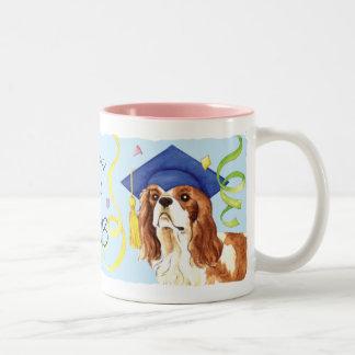 Cavalier Graduate Two-Tone Coffee Mug