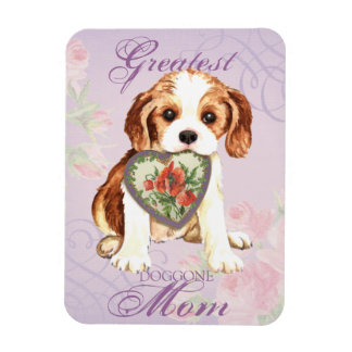 Cavalier Heart Mom Magnet