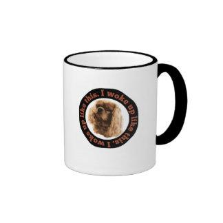 Cavalier King Charles I Woke Up Like This Mug
