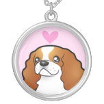 Cavalier King Charles Love Necklaces