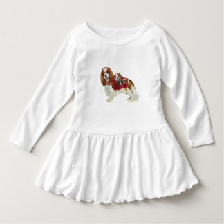 Cavalier King Charles Mom Dress