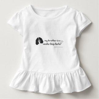 cavalier king charles - more breeds toddler t-shirt
