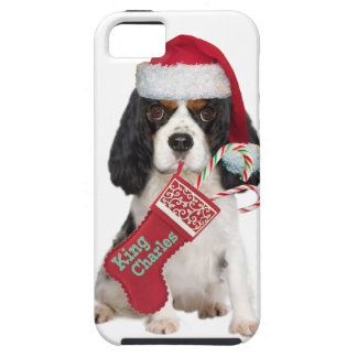 Cavalier King Charles Sandy Canes iPhone 5 Covers