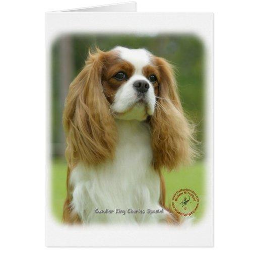 Cavalier King Charles Spaniel 9F097D-08 Card