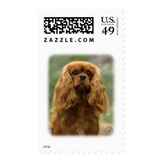 Cavalier King Charles Spaniel 9F51D-10 Stamps