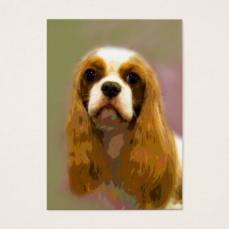 Cavalier King Charles Spaniel ACEO Trading Cards