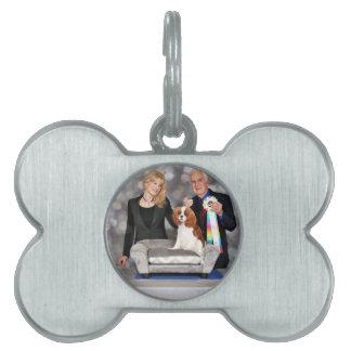 Cavalier King Charles Spaniel - Angel Pet Tags