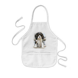 Cavalier King Charles Spaniel Aprons