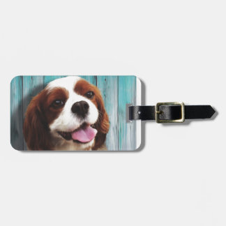 Cavalier King Charles Spaniel - Baxter Tag For Bags