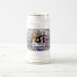 Cavalier King Charles Spaniel - Becca - Hodges Beer Stein