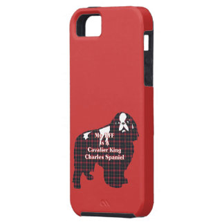 Cavalier King Charles Spaniel BFF iPhone 5 Cases
