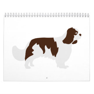 Cavalier King Charles Spaniel Calendar