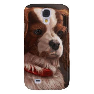Cavalier King Charles Spaniel Galaxy S4 Covers