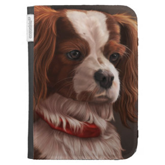 Cavalier King Charles Spaniel Case For Kindle