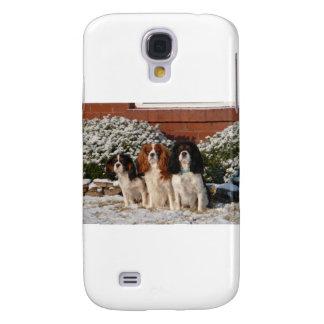 Cavalier King Charles Spaniel Samsung Galaxy S4 Cover