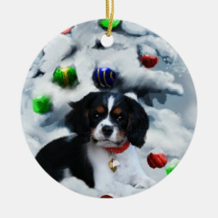 Cavalier King Charles Spaniel Ornaments & Keepsake ...