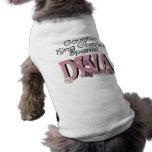 Cavalier King Charles Spaniel DIVA Pet Tshirt